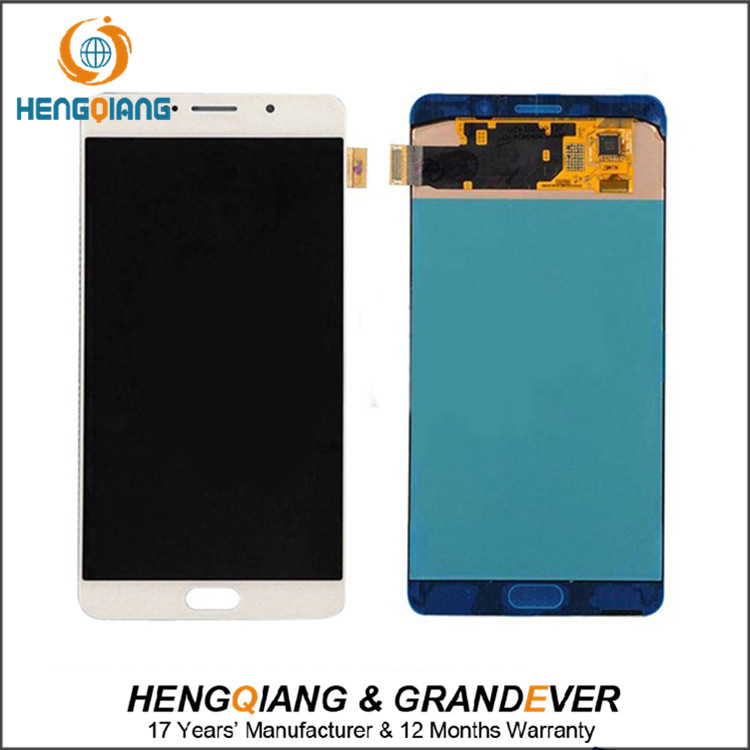 6 Inch LCD Display Touch Screen Panel Glass Digitizer Assembly For samsung galaxy A900 9100