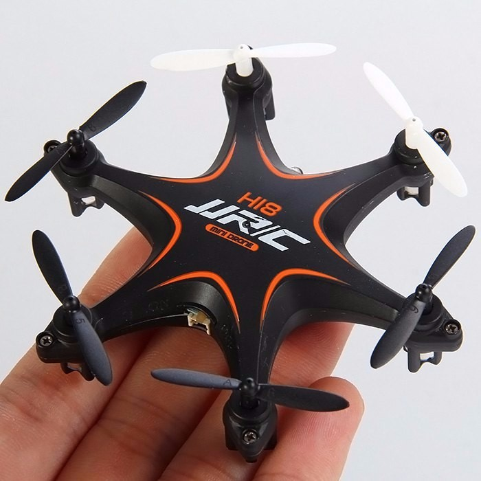 New Products JJRC H18 Hexacopter Drone Mini 2.4GHz 4CH 3D Flips RC Micro Remote Control Helicopter with Headless Mode Drones Toy