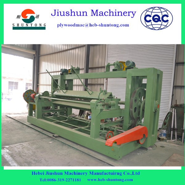 woodworking large diameter 2600mm spindle face veneer rotary peeling lathe machine/spindle machine veneer line