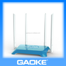 4 antenas 300Mbps Wireless Router;802.11n, AP+Client/Router, 4x 5dBi antennas