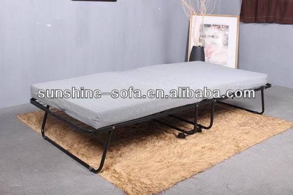 cubierta lavable plegable de metal marco de la cama-Camas ... - photo#6