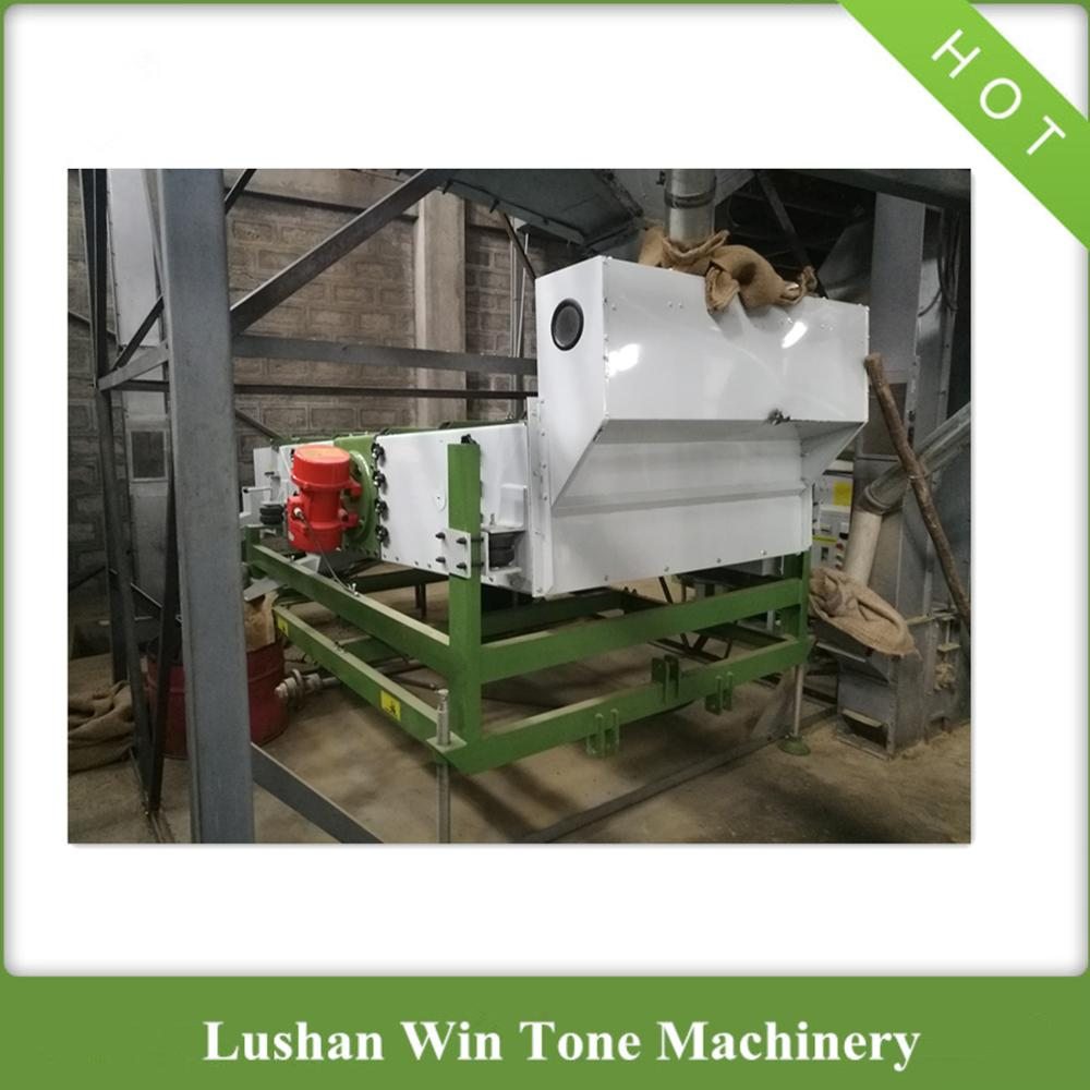 coffee bean processing machinery/plant/line