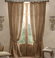2014 cheap polyester window curtain and drapes