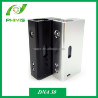 Hot sale !! High quality 2014 dna 30 mod with unique design