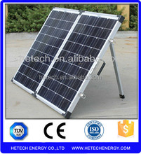 monocrystalline 200watt folding portable solar panel kit with best price for camping