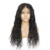 Hot selling brazilian human hair 360 lace frontal wig wavy hair long hair wigs for women