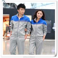 china cheap tracksuit 100% polyester tracksuit for men and women