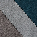 100%Poly Soft touched linen upholstery fabric for office chairs(have stock)