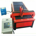 Cheap price China JINAN YIHAI 1325 plasma cutter/metal cnc plasmacutting machine