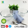 High Quality Borosilicate Glass Bowl Set/ Salad Bowl Set