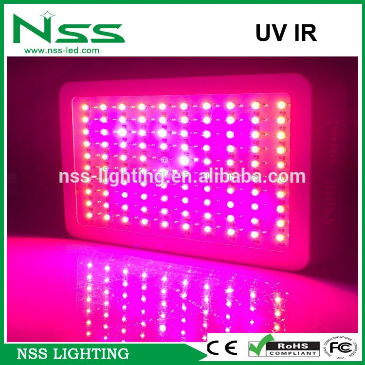 Strong lux high PAR value hydroponcs grow light led