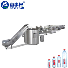 Automatic Mineral Water Production Line Pet/Bottled Water Manufacturing Process