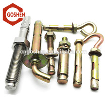 OEM Cheap wedge sleeve anchor expansion bolt and through bolt