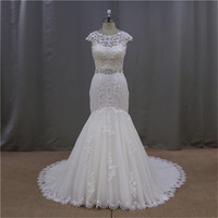mermaid lace buy champagne wedding dresses amanda