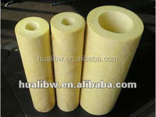 Goldstar glasswool exhaust/silencer pipe insulation, glass wool sound absorption, glass wool liner jacket pipe
