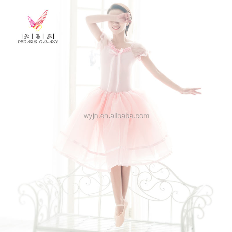 ballet dance outfit, stage dance suit for girls and women