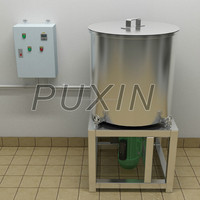 PUXIN large quantity food waste industry fast cutter, large quantity food waste industry fast chopper, large quantity food was