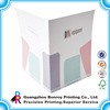 SUpply High Quality Company Logo New Custom Printed Presentation Folders