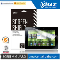 Anti-Glare tablet screen protector for Blackberry Playbook