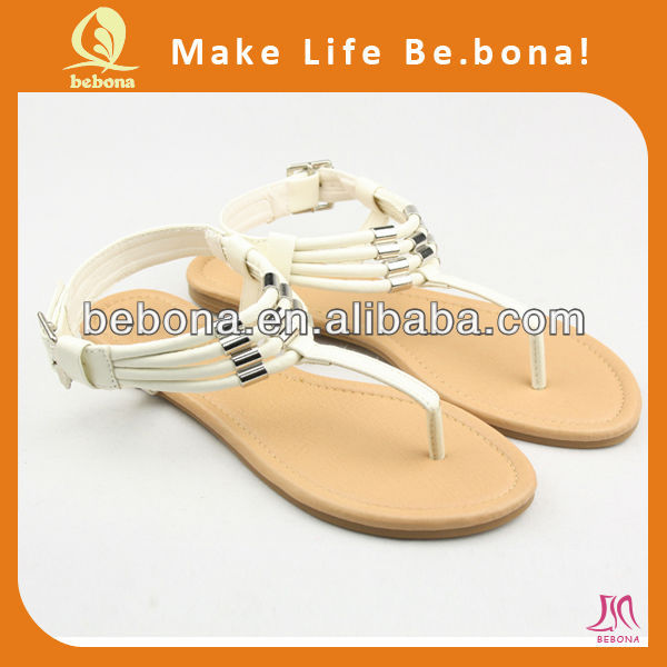 OEM China Wholesale Flat Sandals for Women