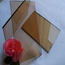 3mm 4mm High quality stained tinted glass flash glass sheet price