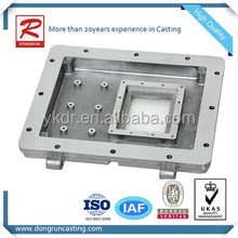 Die casting and Gravity casting Aluminum electrical enclosure