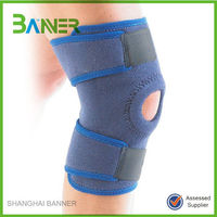 Sports protective adjustable neoprene knee support as seen on tv