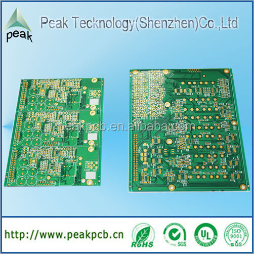 Mobile phone circuit pcbs made in China pcb factory