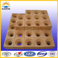 High Quality Sunrise Customized Refractory Firebrick