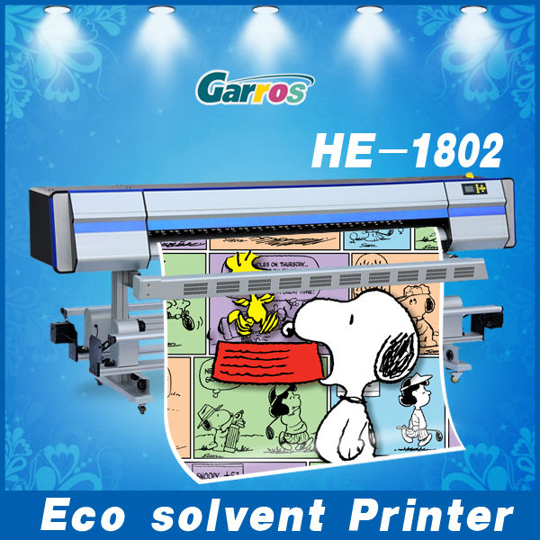 1.8m digital Textile Printer Machine for direct to fabric printing