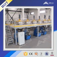 Solvent Paint Production Line