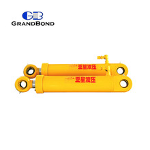 Small hydraulic piston cylinder telescopic piston cylinders