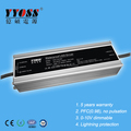 TUV 150W 4200mA LED power supply driver 1400ma 2100ma 2800ma 3000ma 3500ma with 5 years warranty