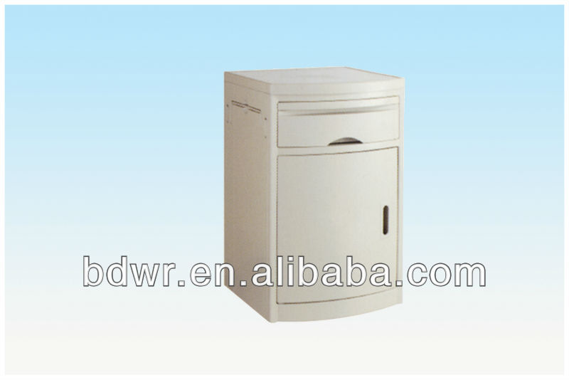 ABS beside cabinet
