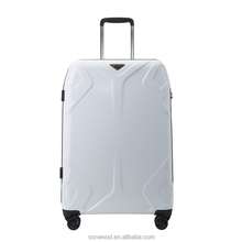 Conwood PC068 hard shell luggage secret compartment