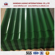 Corrugated Galvanized Steel Sheet Zinc Coated Roofing Sheets