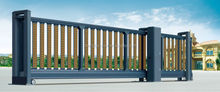 Cantilever Sliding Gate for industry