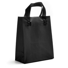Biodegradable merchandise Boutique Plastic Shopping Bag