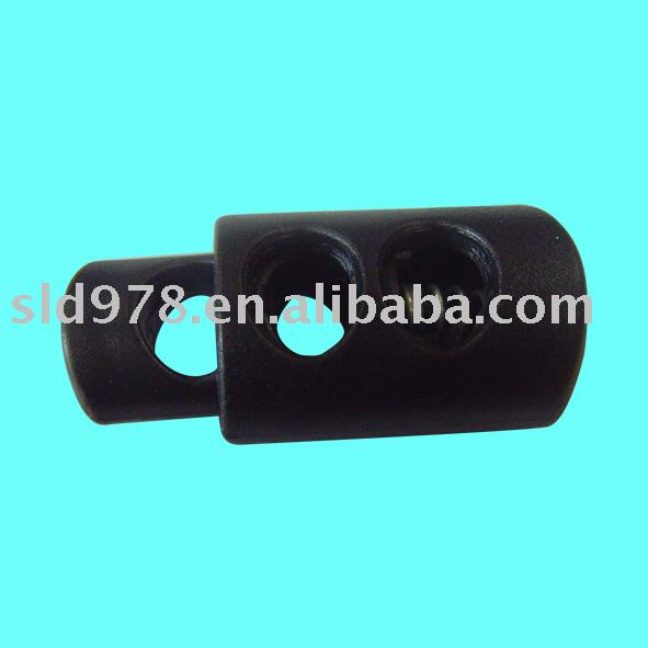 Garment Accessories Plastic Cord Lock for clothing