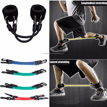 Kinetic Speed Agility Training Leg Resistance Bands Running Speed Bands Lower Body Resistance Kinetic Bands Hometrainer Tube