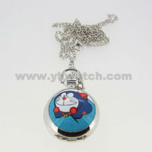 2013 antique japan movt unique small anime pocket watch