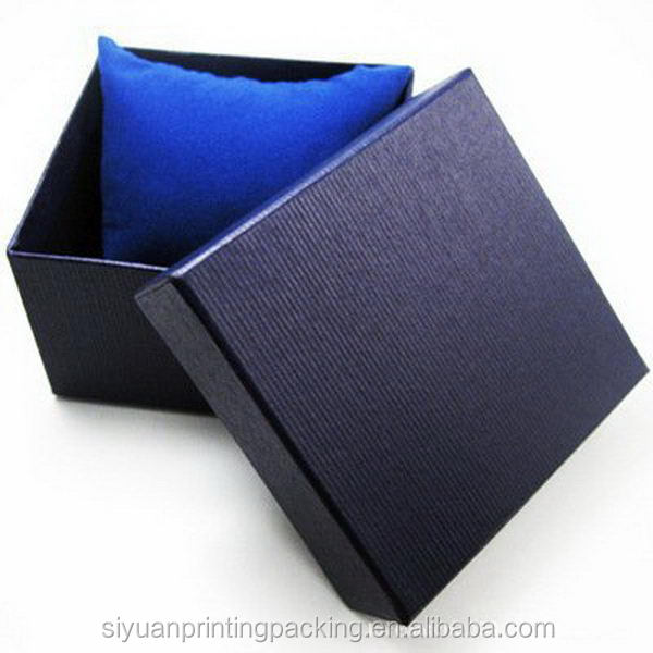 Excellent quality hot-sale pillow kraft paper jewelry box