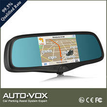 Multi-fuction Smart Rearview Mirror Monitor With GPS Bluetooth