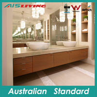 AIS_V439 guangzhou bathroom cabinet designs for bathroom made in china vanity with Australian standard country style