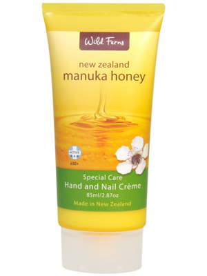 Wild Ferns Manuka Honey Special Care Hand and Nail Creme 50ml (1.69oz) beauty healthy skin cream