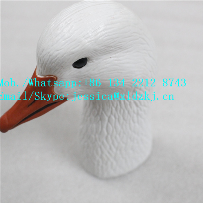 hot sale EVA windsock snow goose decoys head for hunting from Xilei factory