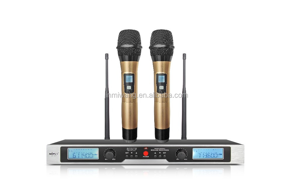 MIPU Professional UHF Wireless Microphone U23