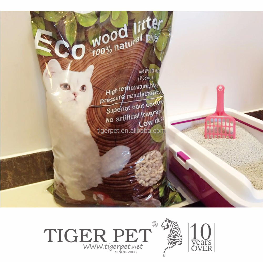 New premium crushed bentonite clay super absorbent sand cat