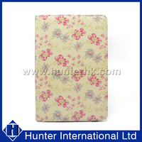 Pink / Blue Floral Tablet Case For iPad Mini 4