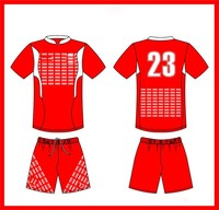 2015 new custom made cheap soccer balls uniform
